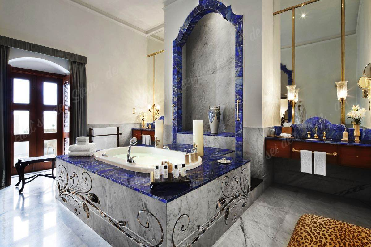 edel sei der stein himmlisch kreativ raumgestaltung mit lapislazuli. Black Bedroom Furniture Sets. Home Design Ideas