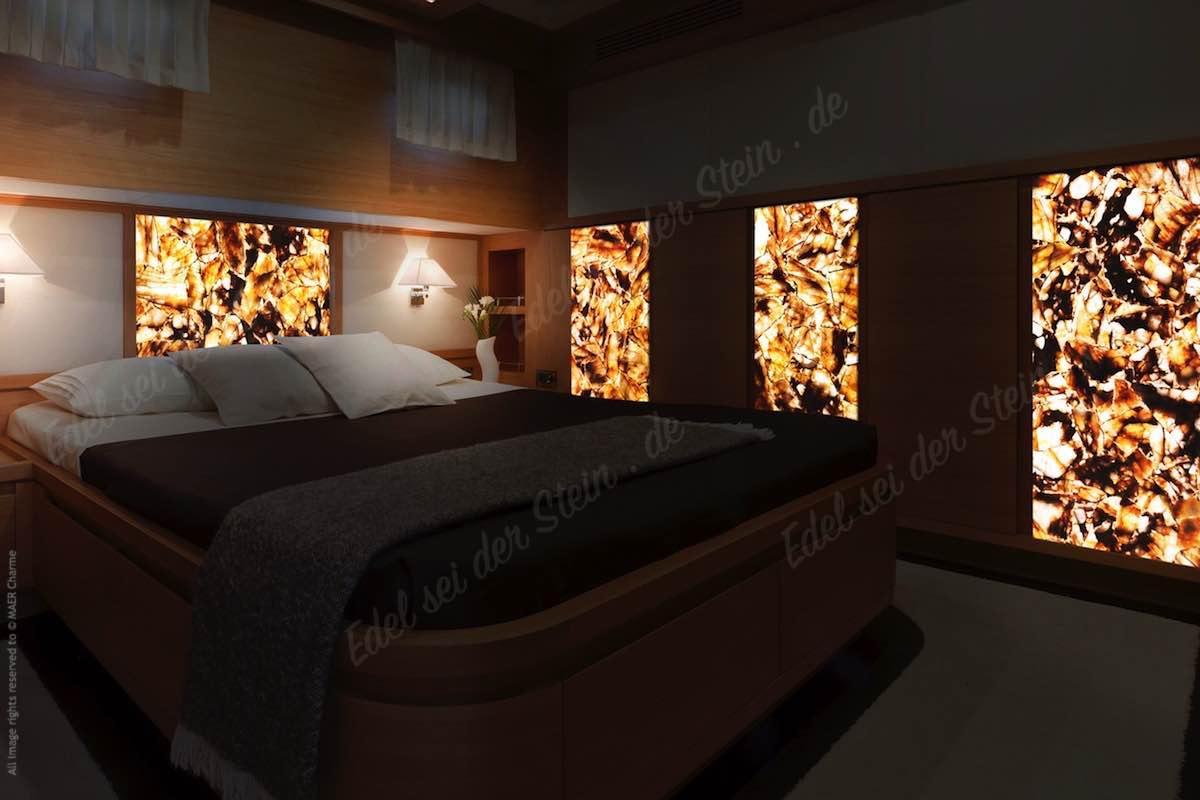 edel sei der stein carmel quarz sinn sinnlichkeit im lichten raumdesign. Black Bedroom Furniture Sets. Home Design Ideas